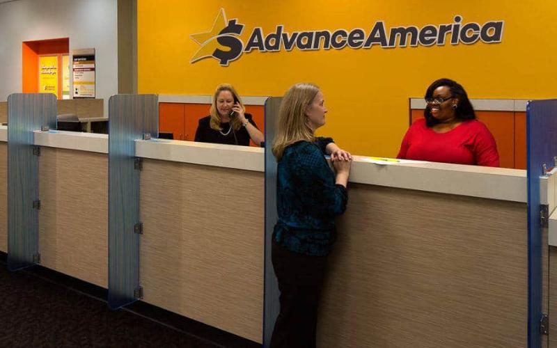 the advance america application