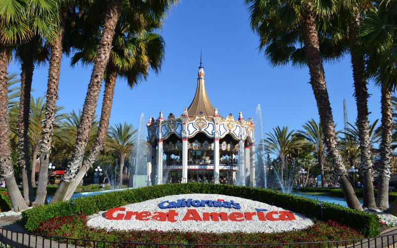 California's Great America Application: Jobs & Careers Online