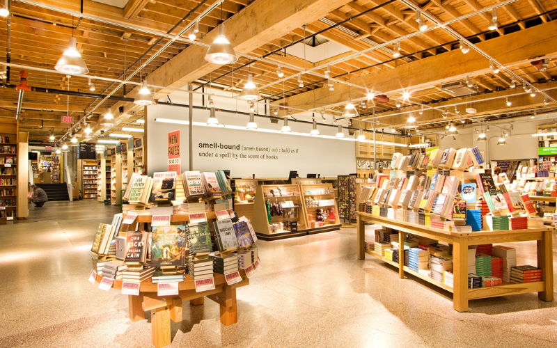 Powell's Books Application: Jobs & Careers Online